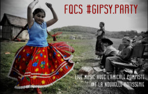 FQCS #gipsyparty feat La Tambouille d'Amour @ La nouvelle rôtisserie