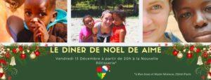 Diner de Noël et Tombola Solidaire !